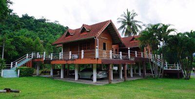 บ้านกฤษณา สำหรับหมู่คณะ ราคาเพียง 6,500 บาท (20 ท่าน)